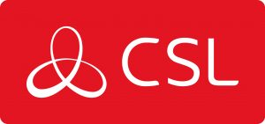 CSL Red Logo