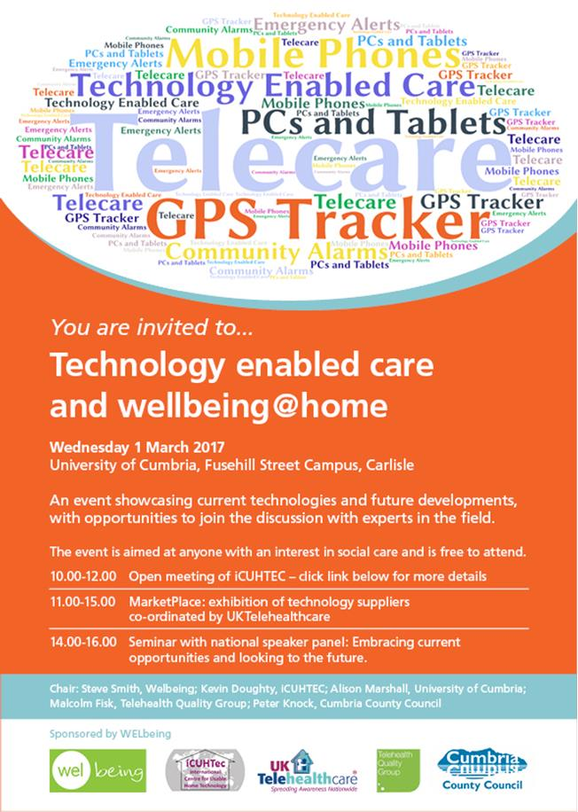 Carlisle Programme for telecare and telehealth MarketPlace