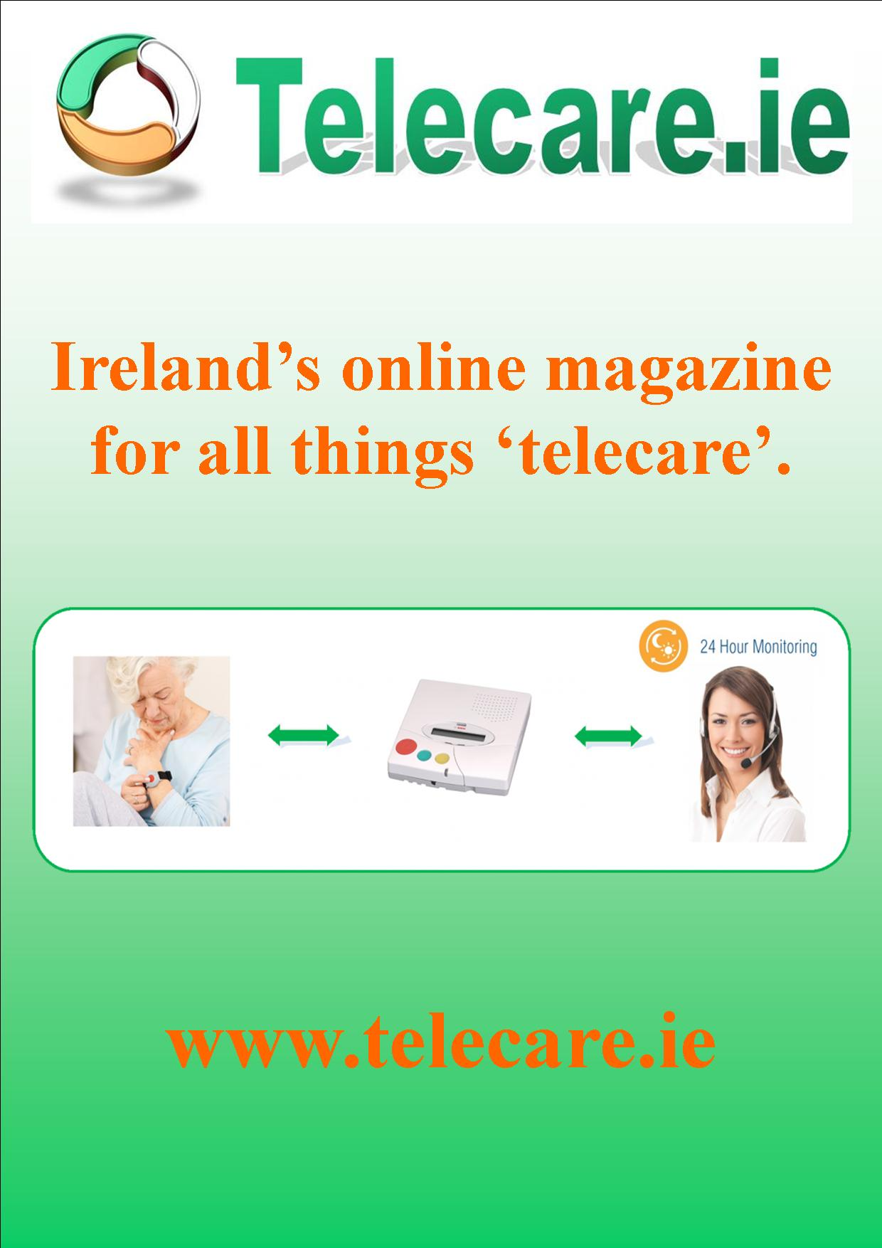 telecare.ie Advert