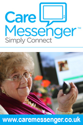 Care Messenger Advert
